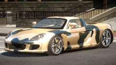 Porsche Carrera GT Sport PJ3 для GTA 4