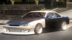 Nissan Silvia S14 GT для GTA 4