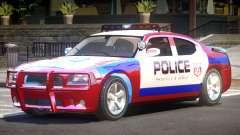 Dodge Charger Police V1.3 для GTA 4
