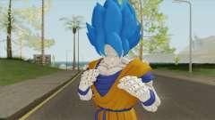 Goku (Super Sayains Bleu Evolution) для GTA San Andreas