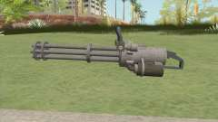 Coil Minigun (Platinum) GTA V для GTA San Andreas