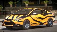 Honda Civic Si GT PJ3 для GTA 4