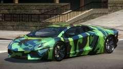 Lamborghini Aventador SS PJ3 для GTA 4
