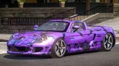 Porsche Carrera GT Sport PJ5 для GTA 4