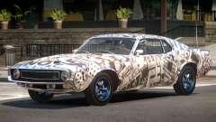 1969 Shelby GT500 RS PJ1 для GTA 4