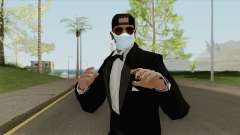 Random Male Skin (Medical Mask) для GTA San Andreas