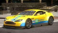 Aston Martin Vantage GT-R PJ5 для GTA 4