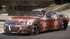 Alfa Romeo 8C V1.0 PJ2 для GTA 4