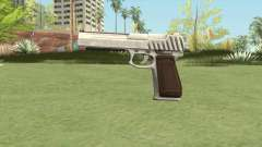 Pistol .50 GTA V (OG Silver) Base V1 для GTA San Andreas