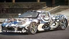 Porsche Carrera GT Sport PJ4 для GTA 4