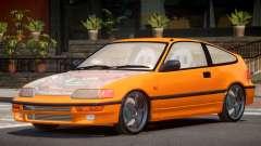 Honda CRX ST для GTA 4