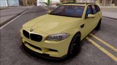 BMW M5 Wagon 2011 для GTA San Andreas