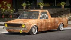 Volkswagen Caddy PJ2 Rusty для GTA 4
