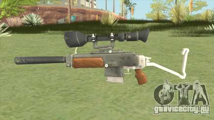 Semi-Automatic Sniper (Fortnite) для GTA San Andreas