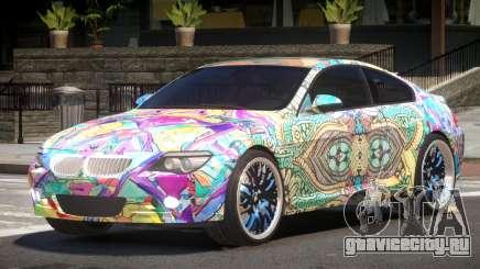 BMW M6 GT PJ5 для GTA 4