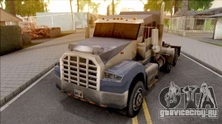 Paulton Semi Truck NFS MW для GTA San Andreas