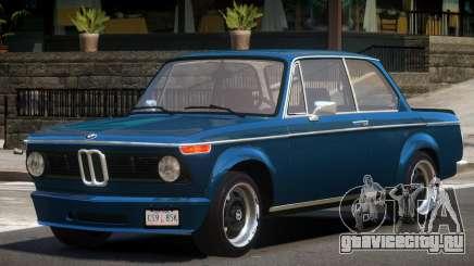 BMW 2002 GT для GTA 4