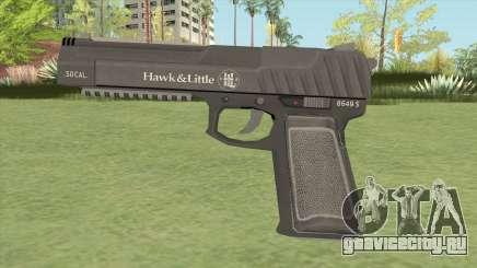 Hawk And Little Pistol .50 GTA V для GTA San Andreas