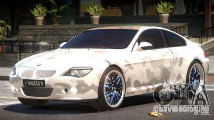 BMW M6 GT PJ1 для GTA 4