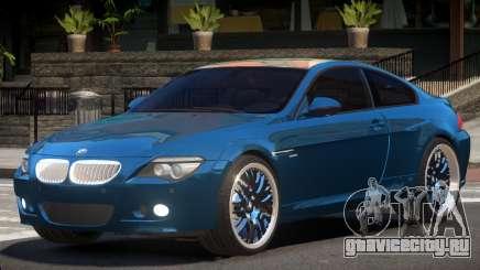 BMW M6 GT для GTA 4