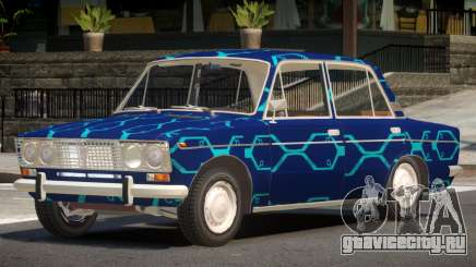 VAZ 2103 RT PJ2 для GTA 4