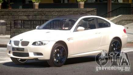 BMW M3 E92 Tuned для GTA 4