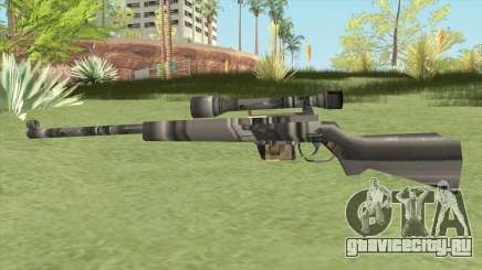 Sniper Rifle (Manhunt) для GTA San Andreas