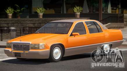 Cadillac Fleetwood V1.0 для GTA 4