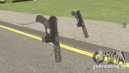 Vom Feuer Machine Pistol GTA V для GTA San Andreas