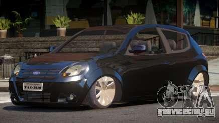 Ford Ka V1.0 для GTA 4