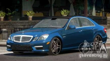 Mercedes Benz E63 Elite для GTA 4