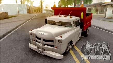 Chevrolet 3100 De Volteo для GTA San Andreas