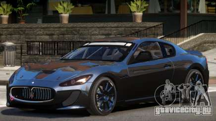 Maserati Gran Turismo RC для GTA 4