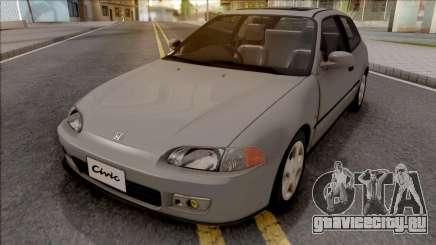 Honda Civic EG6 SIR-II 1991 для GTA San Andreas