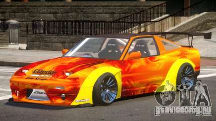 Nissan 380SX GT PJ3 для GTA 4
