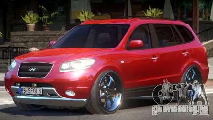 Hyundai Santa Fe RS для GTA 4