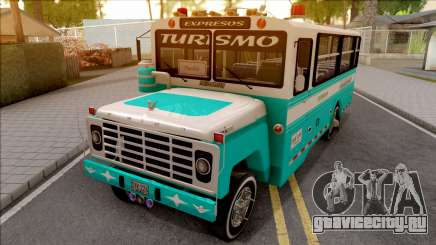 Ford F600 Colombiano для GTA San Andreas