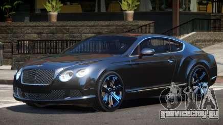 Bentley Continental GT V2 для GTA 4