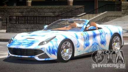 Ferrari F12 Spider PJ1 для GTA 4