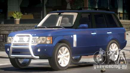 Range Rover Supercharged ST для GTA 4