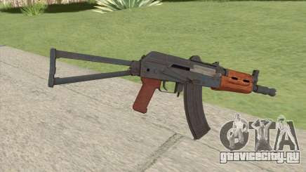 AKS-74U (CS:GO Custom Weapons) для GTA San Andreas