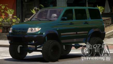 UAZ Patriot ST для GTA 4