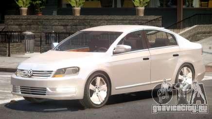 Volkswagen Passat TDI для GTA 4