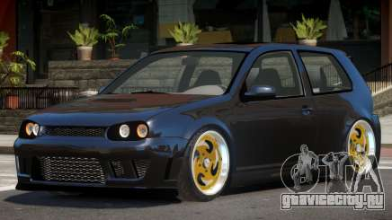 Volkswagen Golf Edit для GTA 4