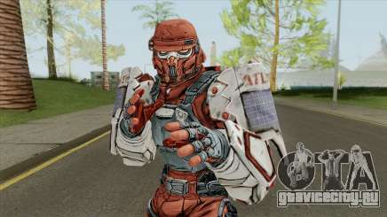 Atlas Soldier (Borderlands 3) для GTA San Andreas