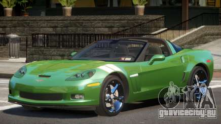 Chevrolet Corvette GTS для GTA 4