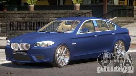 BMW 550i ST для GTA 4