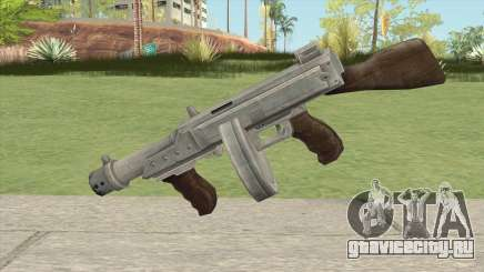 Big Submachine Gun для GTA San Andreas
