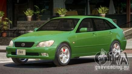 Toyota Altezza V1.0 для GTA 4