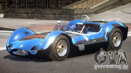 Maserati Tipo Sport для GTA 4